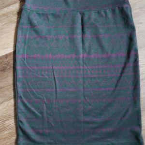 LuLaRoe XL Cassie Skirt
